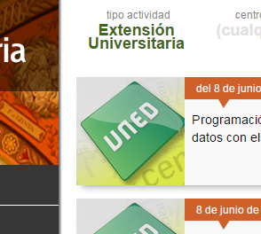 EXTENSION UNED