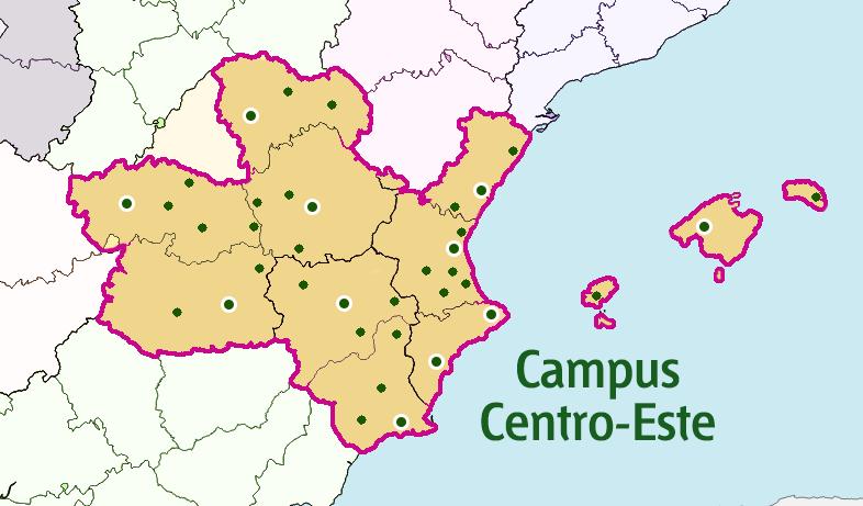 UNED CAMPUS CENTRO-ESTE